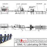 Автомат 50ML-1L тослох тослох шугам