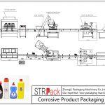 Автомат идэмхий бүтээгдэхүүн савлах шугам
