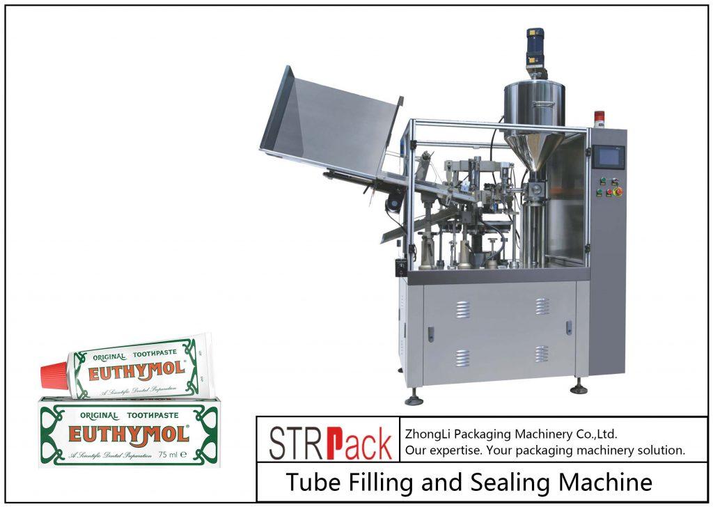 SFS-60Z металл хоолой бөглөх, битүүмжлэх машин