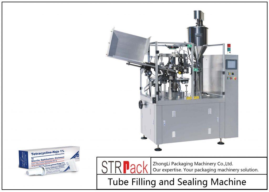 SFS-80Z металл хоолой бөглөх, битүүмжлэх машин